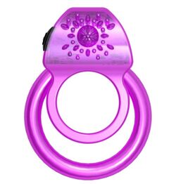 MyLovey Cliff Vibrating Cock Ring