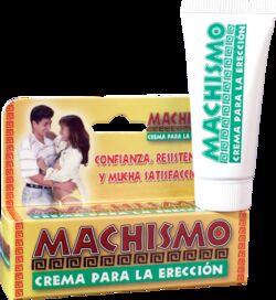 Machismo Cream
