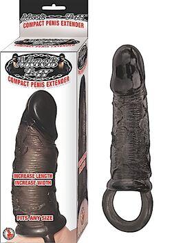 Mack Tuff Compact Penis Extender Black