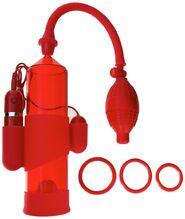 Mack Tuff Vibrating Steelmaker Pump Red