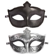 Masks On Masquerade Mask - Twin Pack