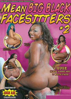 Mean Big Black Facesitters #02