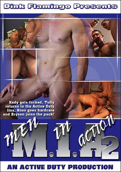 Men In Action #02