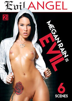 Megan Rain Is Evil (2 Disc)