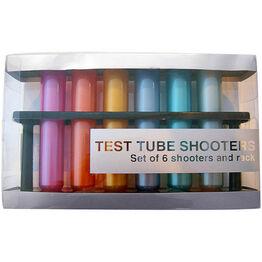 Metallic Acetate Test Tube Shooters