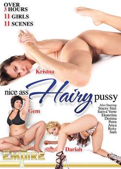 Nice Ass Hairy Pussy