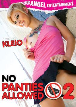 No Panties Allowed #02