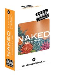 Naked All Sorts Condoms