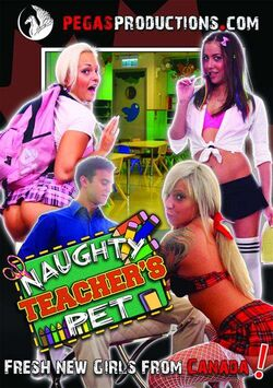 Naughty Teacher's Pets