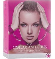 Ouch! Collar with Cuffs