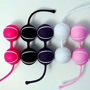 Odeco Dual Smart Balls