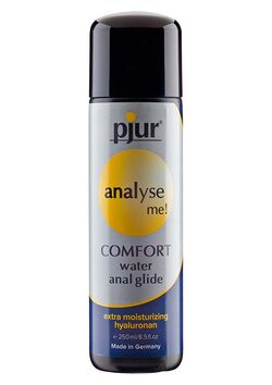 Pjur Analyse Me Comfort Water Based Glide 100ml