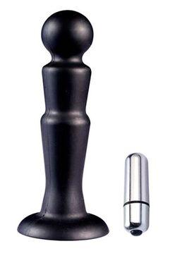 Popple-n-Go Silicone Butt Plug