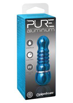 Pure Aluminium Blue