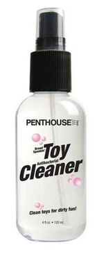 Penthouse Brand Spankin\' Toy Cleaner 118 ml