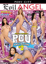 Perv City University Anal Majors #02