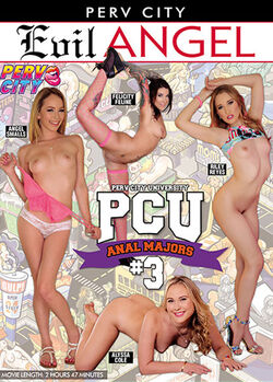 Perv City University Anal Majors #03
