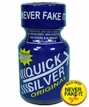 Quick Silver Leather Cleaner 10ml