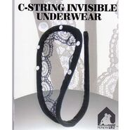 C-String Invisible Ladies Thong