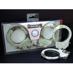 Diamonte Hand Cuffs