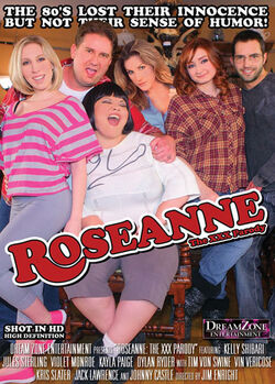 Roseanne: The Parody XXX