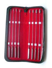 Rosebud Urethral Sound Kit
