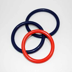 Rubber Cock & Ball Ring 58mm Diameter