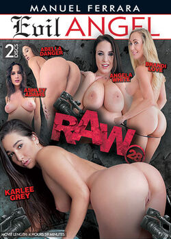Raw #28 (Double Disc)