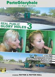 Real Public Glory Holes #03