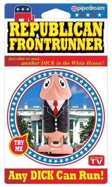 Republican Front Runner Wind Up