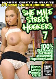 She Male Street Hookers #07