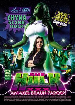 She hulk a porn parody from vivid starring chyna-13311
