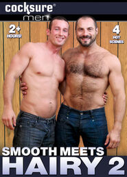 Smooth Meets Hairy #02