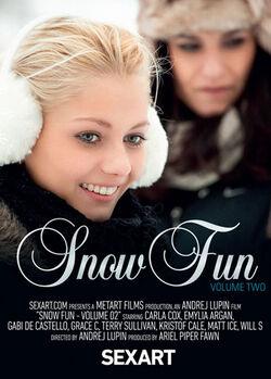 Snow Fun # 2