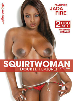 Squirtwoman Double Feature #03 & #04