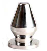 Steel Jumbo Butt Plug