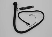 Stockmans Leather Whip 120cm