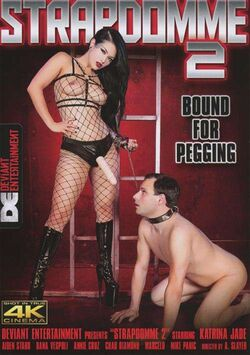 Strapdomme #02 : Bound For Pegging