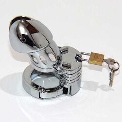 Super Max Male Chastity Device