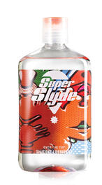Super Slyde Personal Silicone Lubricant 400ml