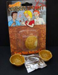 Surprise Condom Walnut
