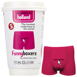 S-Line Funny Boxers Skip Intro