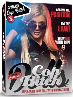 S-Line Dolls Cop Bitch