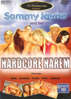 Sammy Jayne And Her Hardcore Harem