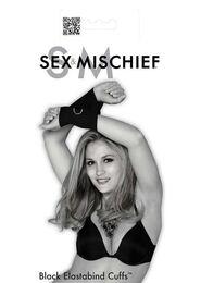 Sex & Mischief Elastabind Cuffs