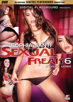 Sexual Freak #06: Sophia Santi