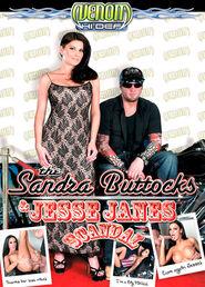 The Sandra Buttocks & Jesse Janes