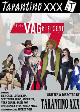 The Vagnificent #07 : A Lesbian Western