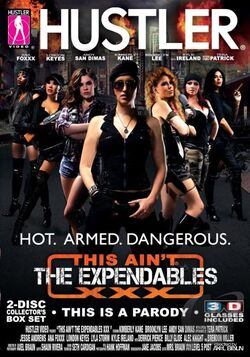 This Ain\'t The Expendables XXX