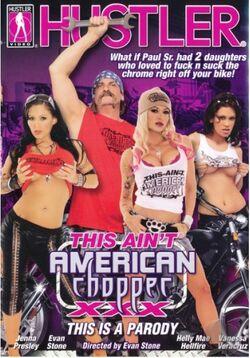 This Ain't American Chopper XXX